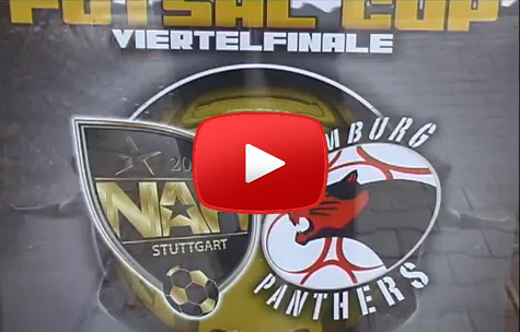 Nafi Stuttgart vs. Hamburg Panthers
